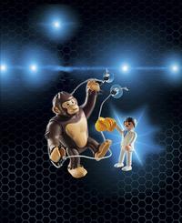 Playmobil Super 4 9004 Reuzenaap Gonk -Afbeelding 1
