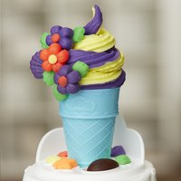 Play-Doh Kitchen Creations Ultieme ijsmachine-Afbeelding 1
