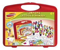 Joustra Tampons Lettres & Animaux