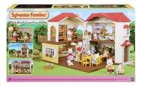 Sylvanian Families 5302 - La grande maison de campagne-Avant