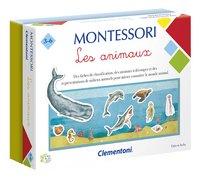 Montessori - Les animaux-Côté gauche