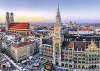 Ravensburger puzzel München-Vooraanzicht