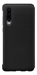 Huawei Flipcover avec porte-cartes pour Huawei P30 noir-Arrière