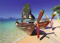 Ravensburger puzzel Phra Nang Beach Krabi Thailand-Vooraanzicht