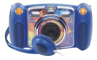 VTech digitaal fototoestel KidiZoom Duo blauw