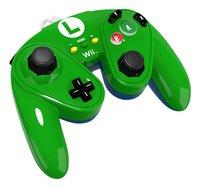 Manette PDP Luigi Wii U vert