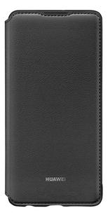 Huawei Flipcover avec porte-cartes pour Huawei P30 noir-Avant