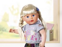 BABY born pop Soft Touch Sister blond-Afbeelding 1