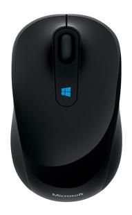 Microsoft souris sans fil Sculpt noir