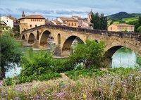 Ravensburger puzzel Puente la Reina, Spanje-Vooraanzicht