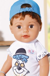 BABY born pop Soft Touch Brother 43 cm-Afbeelding 1