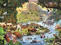 Ravensburger XXL puzzel De dieren uit de ark van Noah-Vooraanzicht