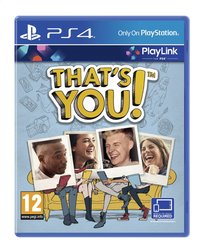 PS4 Playlink That's You! ENG/FR