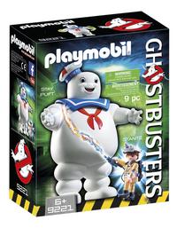 Playmobil Ghostbusters 9221 Bibendum Chamallow et Stantz