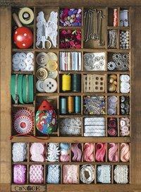 Ravensburger puzzle La boîte à couture-Avant