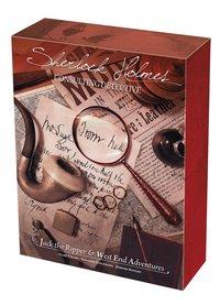 Sherlock Holmes uitbreiding: Jack the Ripper & West End Adventures ENG-Rechterzijde
