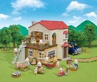 Sylvanian Families 5302 - La grande maison de campagne-Image 3