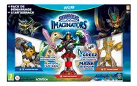Wii U Pack de démarrage Skylanders Imaginators FR/NL