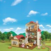 Sylvanian Families 5302 - La grande maison de campagne-Image 5