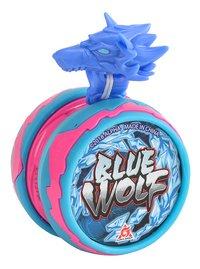 Jojo Blazing Team Beast Warrior - Blue Wolf-Linkerzijde