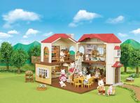 Sylvanian Families 5302 - La grande maison de campagne-Image 7