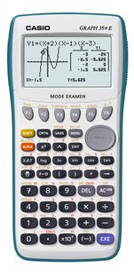 Casio calculatrice Graph 35+E