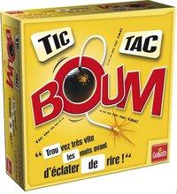 Tic Tac Boum FR-Vooraanzicht