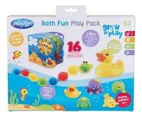 Playgro jouet de bain Bath Fun Play Pack - 15 pièces-Arrière