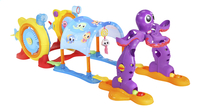 Little Tikes Lil' Ocean Explorers 3 en 1 Adventure Course-commercieel beeld