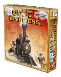 Colt Express-Linkerzijde