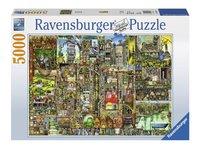 Ravensburger puzzle Ville étrange