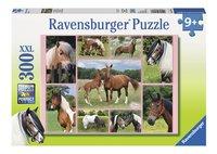 Ravensburger puzzle XXL Chevaux de rêve