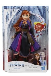 Poupée mannequin  Disney La Reine des Neiges II Anna chante-Avant