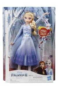 Poupée mannequin  Disney La Reine des Neiges II Elsa chante-Avant