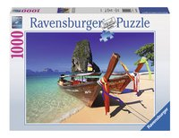 Ravensburger puzzle La plage de Phra Nang Krabi, Thailand-Avant