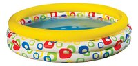 Intex piscine gonflable pour enfants Wild Geometry-Avant
