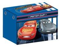 Coffre à jouets Disney Cars pliable
