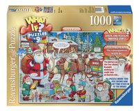 Ravensburger puzzel What if? Santa & Rudolph