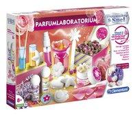Clementoni Wetenschap & Spel Parfumlaboratorium-Linkerzijde