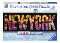 Ravensburger panoramapuzzel New York Graffiti