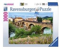 Ravensburger puzzle Puente la Reina, Espagne-Avant