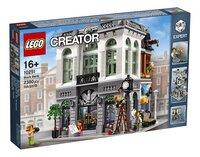 LEGO Creator 10251 Stenenbank