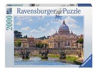 Ravensburger puzzel Engelenbrug in Rome-Vooraanzicht