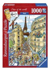Ravensburger puzzel Fleroux Paris-Vooraanzicht
