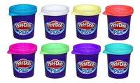 Play-Doh Plus 8 potjes-Vooraanzicht