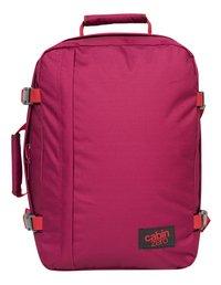 CabinZero reistas Classic Pink 44 cm-Vooraanzicht