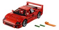 LEGO Creator 10248 Ferrari F40-Vooraanzicht