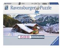 Ravensburger Panoramapuzzel Winterlandschap