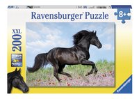 Ravensburger puzzle XXL Étalon noir-Avant