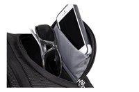 Thule sac à dos Crossover Black 25 l-Vue du haut